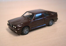 Herpa - BMW M3 Schnitzer S3 Sport 2.5 (E30) - braunrot - Nr. 022514 - 1:87