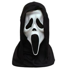 UFFICIALE Scream 4 Ghostface Fantasma Maschera Horror Halloween Fancy Dress p6528