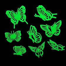 Bedroom Corridor Ceiling Wall Fluorescent Stickers (Butterfly) AD