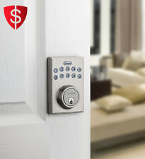 Digital Deadbolt Electronic Keyless Entry Lock Keypad Security Code Door Safety