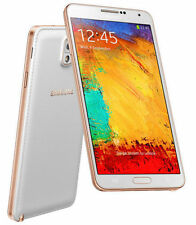 "Oro 5.7"" Samsung Galaxy Note3 N900A 13MP 32GB NFC 4G LTE Libre Telefono Movil"