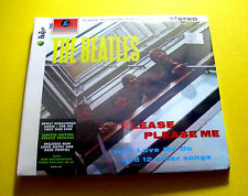 "CD  NEU "" THE BEATLES - PLEASE PLEASE ME "" 14 SONGS (TWIST AND SHOUT) - OVP"