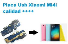 Replacement Charging USB Flex placa carga usb Xiaomi Mi4i Mi 4i