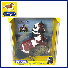 NEW BREYER PICASSO 1:9 MODEL HORSE MUSTANG STALLION TRADITIONAL SERIES 1742