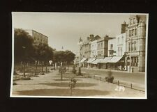 Somerset TAUNTON The Parade Judges Proof plain back photo c1950/60s
