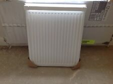REDUCED Central heating radiator with towel rail for bathroom