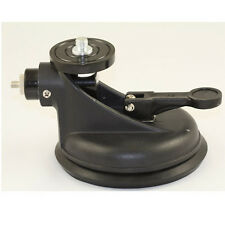 GSE GH1016 Professional Heavy Duty Car Camera Suction Cup Mount  with 1/4 & 3/8