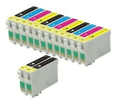 14 Non-OEM Ink Cartridges T1285 for Epson SX235w SX425w SX130 SX435w SX445w