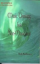 Music Therapy for Non-musicians by Ted Andrews (Paperback, 1998)