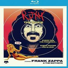 Frank Zappa and the Mothers of Invention: Roxy the Movie (Blu-ray Disc, 2015,...