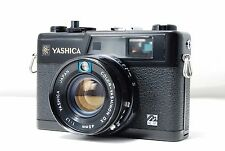 Yashica Electro 35 GX 35mm Rangefinder Film Camera  SN71103462  **Excellent+**