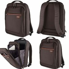 MELVIN Designer 13 15 Inch Laptop Backpack MacBook Zip Bag Case Rucksack 15.6""