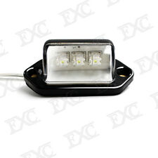 1x 3-LED Number Licence Plate Light Rear STEP Lamp Tail Lamp Truck Trailer