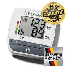 Blutdruckmesser Handgelenk Medisana für 2 Nutzer, hochpräzise, dazu Geschenke