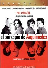 El Principio de Arquimedes (The Archimedes Principle)  (DVD, 2005) New