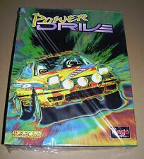 NEW Commodore CBM Amiga computer games console game Power Drive A500 600 1200