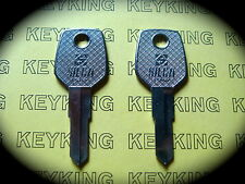 Honda Keyblanks x 2 , Key Blank- Non Remote, Acura, Civic