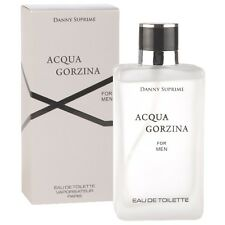 ACQUA GORZINA for Men Herren Eau de Toilette 100ml EdT. Danny Suprime Parfüm