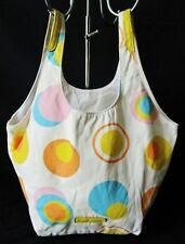 UNITED COLORS OF BENETTON BORSA Secchiello a mano BAG in COTONE 100% A pois