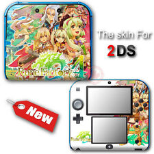 Rune Factory NEW SKIN VINYL Protected  STICKER DECAL COVER for Nintendo 2DS
