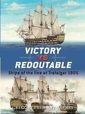 Victory vs Redoutable: Ships of the line at Trafalgar 1805 Duel