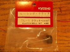CL-1 Clutch Bell 10 Tooth / W-5040 - Kyosho Optima Javelin Turbo Optima Rocky