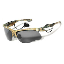 Wireless Stereo Bluetooth Sunglasses Headset Headphone Glasses camouflage