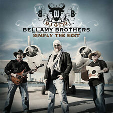 DJ ÖTZI AND BELLAMY BROTHERS-SIMPLY THE BEST-CD POLYDOR NEU
