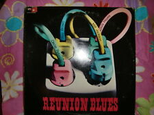 "12"" LP REUNION BLUES BY OSCAR PETERSON, MILT JACKSON, LOUIS HAYES, RAY BROWN"