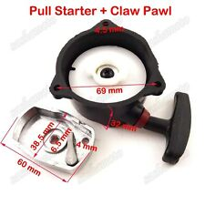 Pull Starter Claw For Tanaka Paverunner Bladez XL Moby 35cc Gas Scooter TC-355
