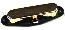 Mighty Mite TLP-F Vintage Telecaster Single Coil Tele Neck Pickup Gold Cover NEW
