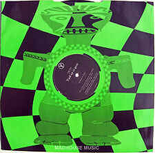 """YELLO 12"""" Tied Up 2 Track UK PROMO Tied Up IN LIFE / Tied Up IN GEAR UNPLAYED"""