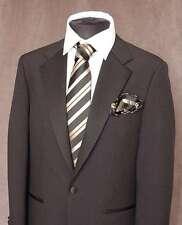 Neu Set elegante Krawatte + Einstecktuch v Markenhersteller K!MO reine Seide