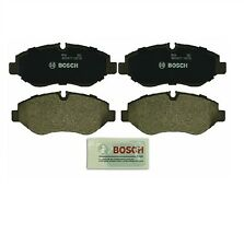 NEW Dodge Mercedes Sprinter 2500 2007-2014 Front Disc Brake Pad Bosch QuietCast