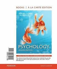 Psychology: An Exploration, Books a la Carte Edition (3rd Edition)