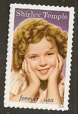 US 5060 Legends of Hollywood Shirley Temple forever single MNH 2016