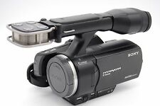 SONY HANDYCAM NEX-VG30 CAMCORDER W/ SET OF ACCESSORIES