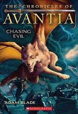 The Chronicles of Avantia #2: Chasing Evil-ExLibrary