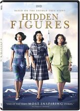 Hidden Figures (DVD 2016)NEW* Drama* PRE-ORDER SHIPS ON 04/11/17 SEALED !!!