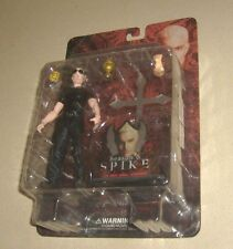 Buffy Angel Spike BTVS 6 inch Diamond Select Season 5 Spike Action Figure MOSC
