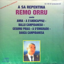Remo Ortu - A Sa Repentina ( CD - Compilation )