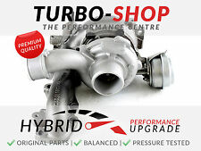 Vauxhall, Saab 1.9 TiD/JTD/CDTi-Turbocharger Hybrid 220 HP 755046 Billet Wheel