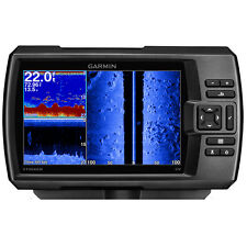 "Garmin STRIKER 7sv 010-01809-00 7"" Fishfinder GPS CHIRP Plotter DownVü SideVü"
