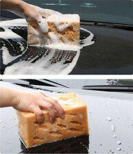 Car Body Window Glass Non-scrach Cleaner Polish Waxing Soft Foam Sponge Block