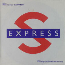 "7"" Single - S-Express - Theme From S-Express - S88 - washed & cleaned"