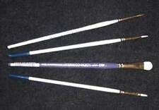 Four Brush Set for Painting with Genesis Paints - Reborn Doll Supplies 1667