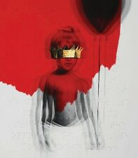 Rihanna-anti (LIMITED DELUXE EDITION) CD NEUF