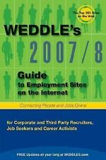 20078 Guide to Employment Sites on the Internet: For Corporate and Third Party R