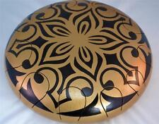 Handpan Tongue Drum 10 Tones Steel 30 cm 11,8 inches Free Sticks 100% Handmade