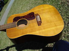 1995 Guild D-25 NT 12 String Acoustic Guitar  -44 HD Pics
